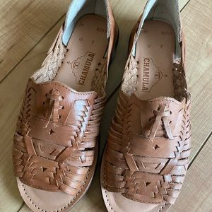 NWB Madewell Chamula Sandals Sz 7